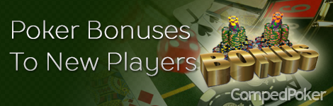 Poker Bonuses To New Players